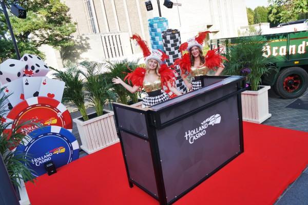 Holland casino, evenement, outdoor